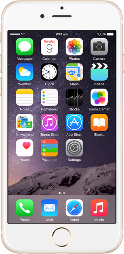 Apple iPhone 6 16 GB Lock - CellphoneS