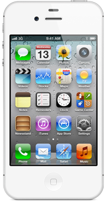 Apple iPhone 4S 16 GB cũ - CellphoneS