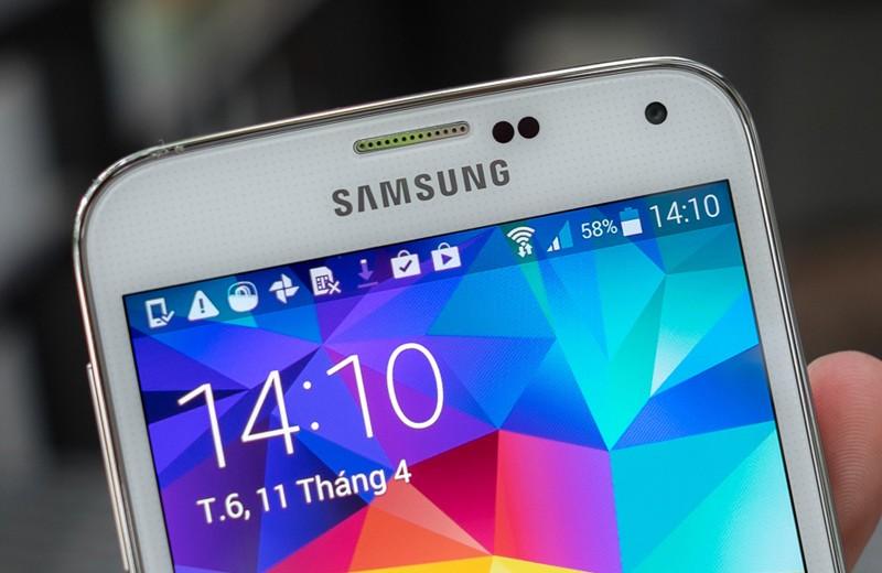 Thay Camera trước Galaxy S5