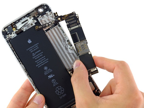 Thay IC nguồn iPhone 6S