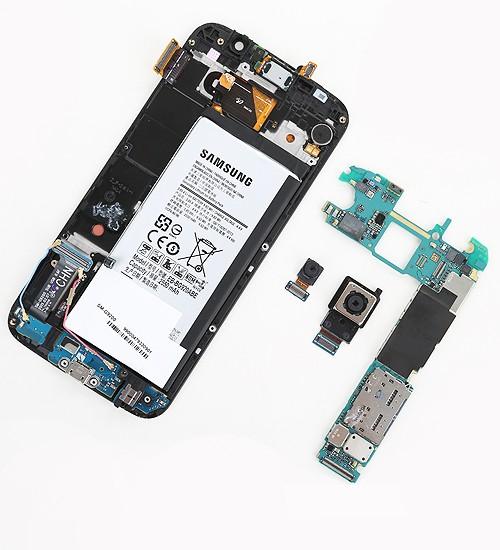 Sửa lỗi tai nghe - Thay jack tai nghe Galaxy S6