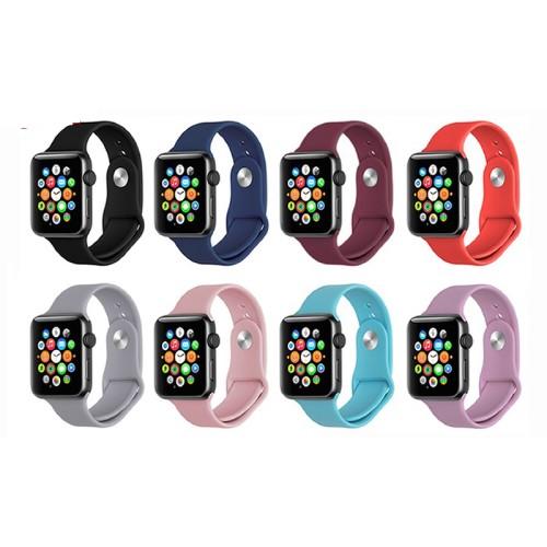 Dây cao su cao cấp cho Apple Watch 42mm