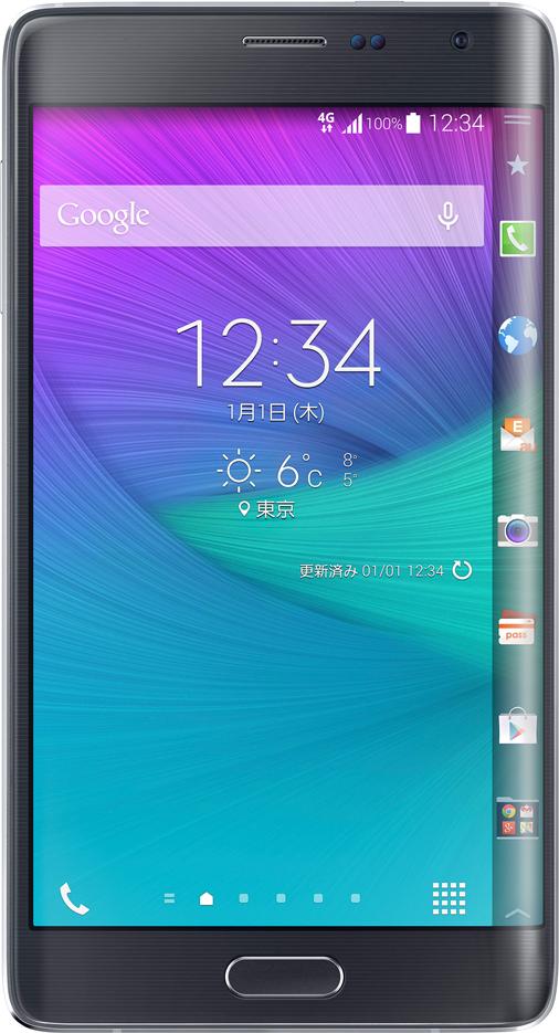 Samsung Galaxy Note Edge SCL24 cũ - CellphoneS