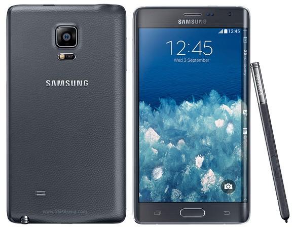 Sửa lỗi nguồn - Thay ic nguồn Galaxy Note Edge