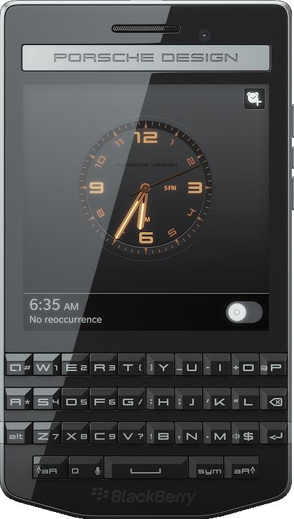 BlackBerry Porsche Design P'9983 - CellphoneS