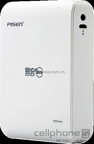 Pin dự phòng Pisen Easy Power IV 10000 mAh - CellphoneS