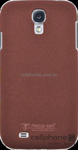 Ốp lưng cho Galaxy S4 - Metal-Slim Sandy Case