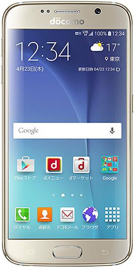Samsung Galaxy S6 SC-05G - CellphoneS