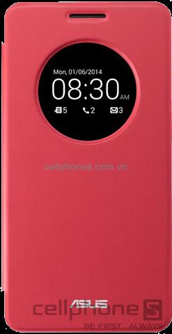 Bao da cho ZenFone 6 - ASUS View Flip Cover - CellphoneS