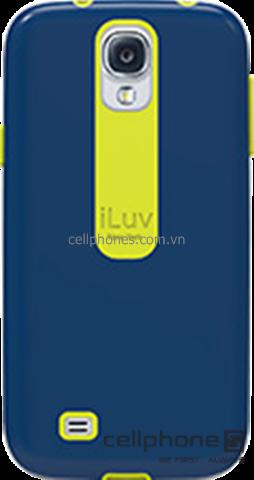 Ốp lưng cho Galaxy S4 - iLuv FlightFit