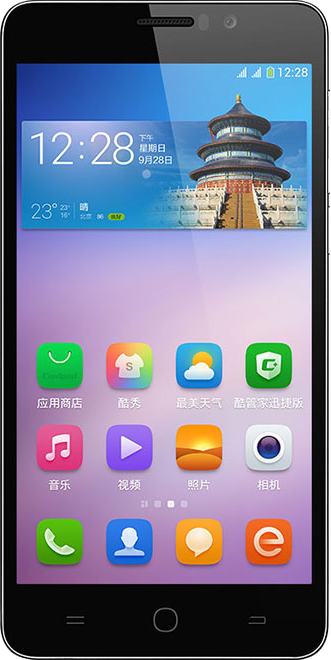 Coolpad Star F103 Công ty - CellphoneS