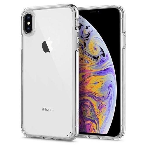 Ốp lưng cho iPhone XS Max - Spigen Case Ultra Hybrid
