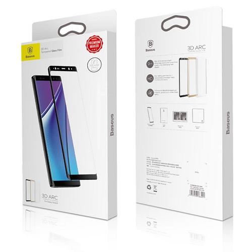 Miếng dán cường lực Baseus 3D cho Galaxy Note 8