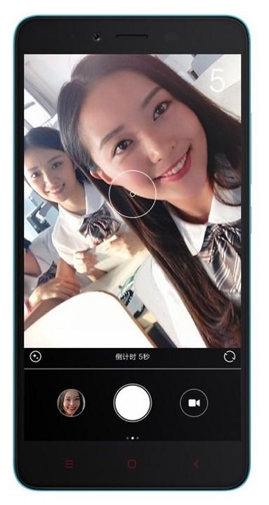 Thay camera trước Xiaomi Redmi Note 2