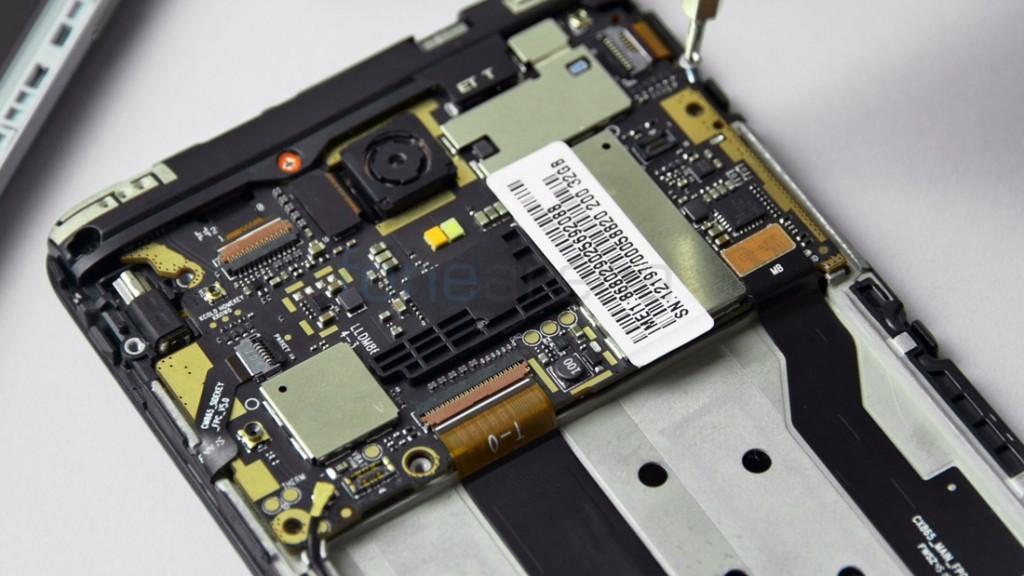 Thay ic nguồn Xiaomi Redmi Note 3
