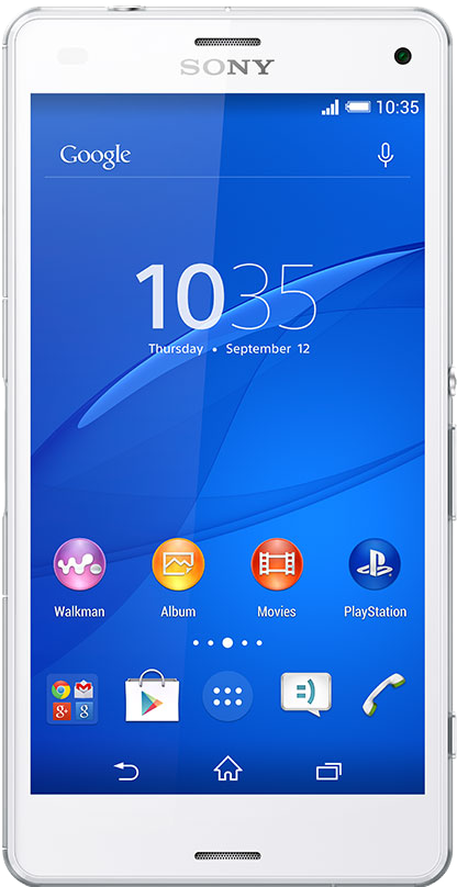 Sony Xperia Z3 Compact Công ty - CellphoneS