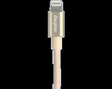 Cáp Energizer Hightech Lightning Metallic 1.2 m C13UBLIG