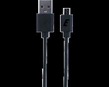Cáp Energizer Micro USB 20 cm C12UBMCB