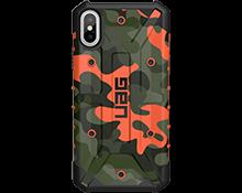 Ốp lưng cho iPhone X - UAG Pathfinder SE Camo Series