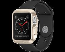 Ốp lưng cho Apple Watch Series 3/2/1 (38mm) - Spigen Slim Armor Case