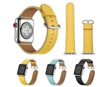 Dây đeo Apple Watch Jinya Fresh Leather 42 & 44 mm