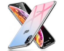 Ốp lưng cho iPhone XS Max - ESR Mimic Tempared Glass