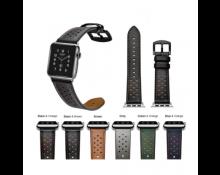 Dây Apple Watch Da Jinya Vogue Leather Cao Cấp 38mm