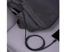 Cáp AUKEY USB-C 1.2M Bọc sợi Nylon (Braided Nylon) CB-AC1