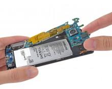 Sửa lỗi nguồn - Thay ic nguồn Galaxy S6 Edge