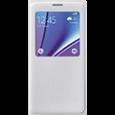 Bao da cho Galaxy Note 5 - Samsung S-View Flip Cover - CellphoneS