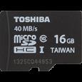 Thẻ nhớ Toshiba microSDHC Class 10 UHS-I 16 GB - CellphoneS-0