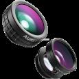 AUKEY PL-A1 3-in-1 Clip-on Smartphone Lens Set   CellphoneS.com.vn-0