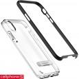 iPhone X Spigen Crystal Hybrid Case | CellphoneS.com.vn