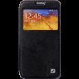 Bao da cho Galaxy S5 - Hoco S-View Crystal - CellphoneS