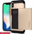 iPhone X Spigen Crystal Wallet Case | CellphoneS.com.vn-4