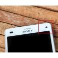 Thay cam trước Sony Z3 Compact - Cellphones