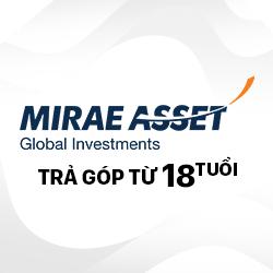 Trả góp Mirae Asset