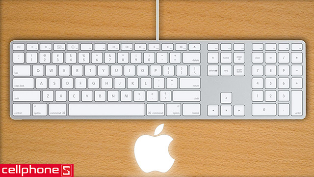 Bàn phím Apple