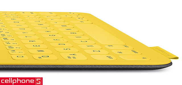 Bàn phím rời Logitech FabricSkin Keyboard Folio