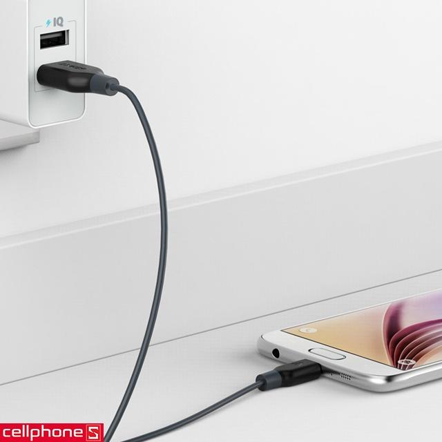 Cáp Anker PowerLine Micro USB 0.9 m