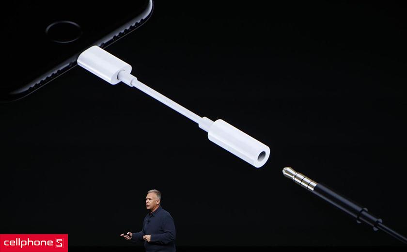 Cáp chuyển đổi Apple Lightning sang 3.5 mm Headphone