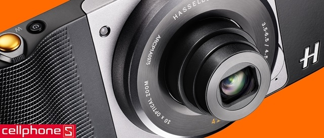 Camera Hasselblad True Zoom