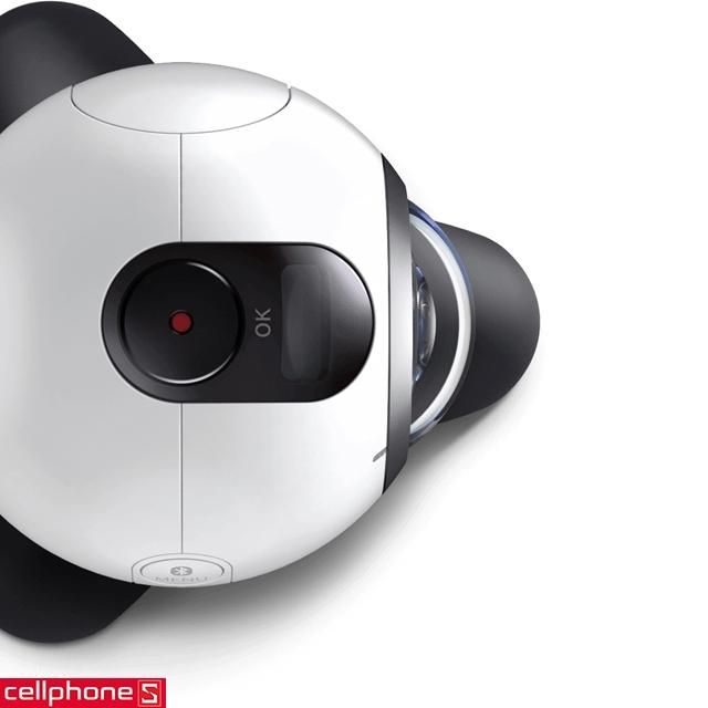 Camera Samsung Gear 360 C200