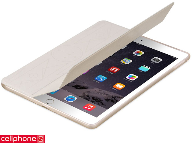 Bao da cho iPad Air 2 - HOCO Cube Series
