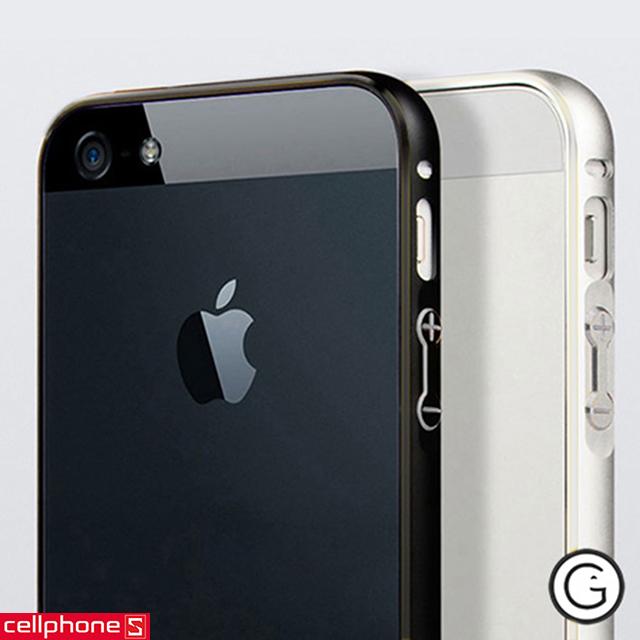 Ốp viền cho iPhone 5 / 5S - COTEetCI Frame Clasp