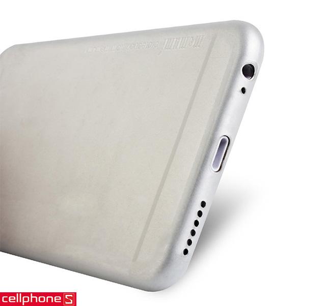 Ốp lưng cho iPhone 6 / 6S - Memumi Slim Series