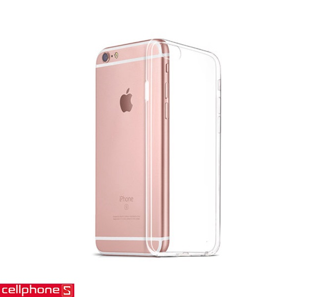 Ốp lưng cho iPhone 6 / 6S - S-Case Silicon