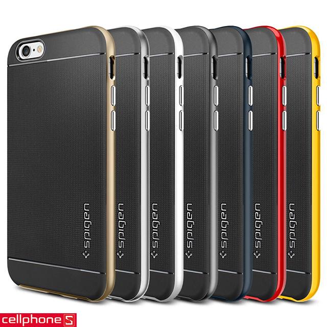 Ốp lưng cho iPhone 6 / 6S - SPIGEN SGP Aluminum Fit