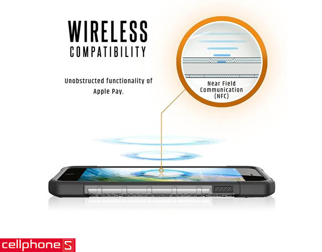 Ốp lưng cho iPhone 6S Plus / 7 Plus / 8 Plus - UAG Plasma Series