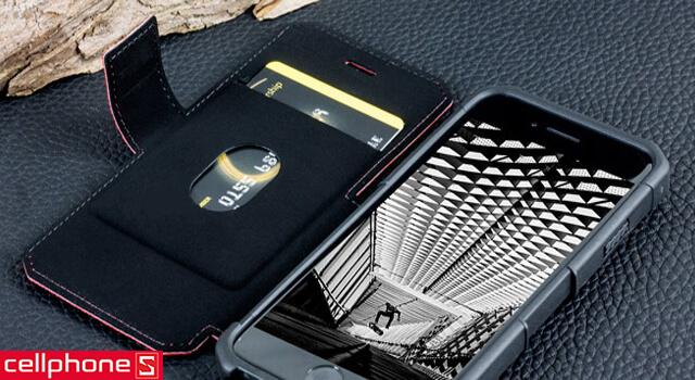 Bao da cho iPhone 6S Plus / 7 Plus / 8 Plus - UAG Metropolis Series